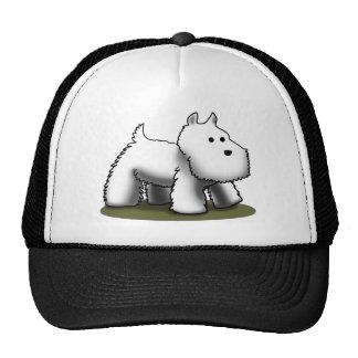Westie Trucker's Cap Trucker Hats