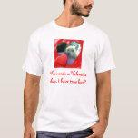 Westie Valentine T-Shirt
