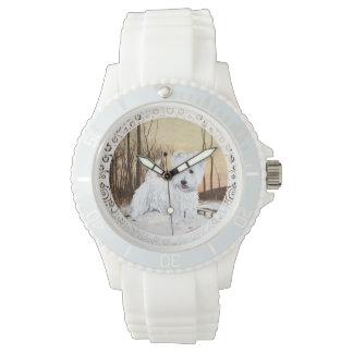 Westie Winter Watches