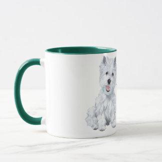 Westie Wisdom - Family Dynamics Mug