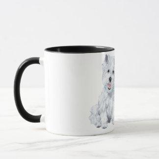 Westie Wisdom - If Dogs Could Talk Mug