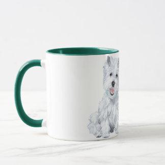 Westie Wisdom - Influential? Mug