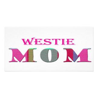 WestieMom Photo Cards