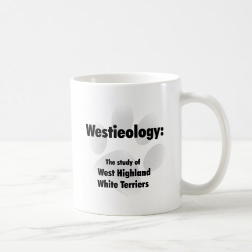 Westieology Taza Clásica