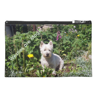 Westies Are Magic Travel Accessory Bag