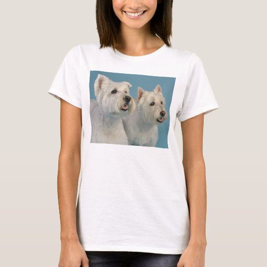 Westies Cards and Gifts T-Shirt