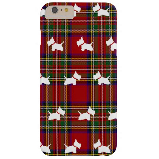 Westies Funda De iPhone 6 Plus Barely There