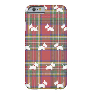 Westies Funda Para iPhone 6 Barely There