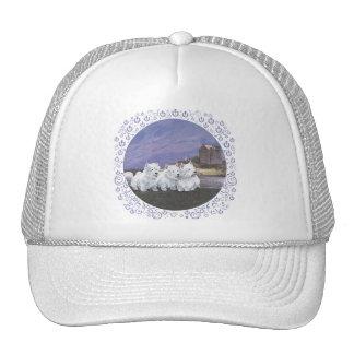 Westies in Scotland Trucker Hat
