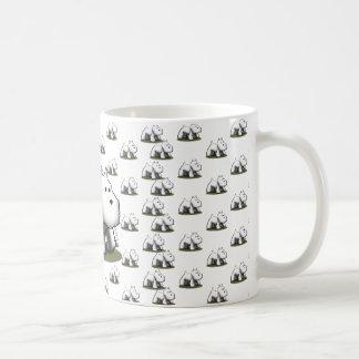 Westies Pattern Mug