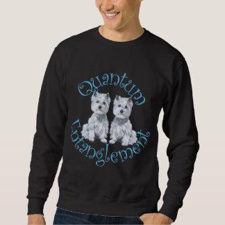 Westies Quantum Entanglement Sweatshirt