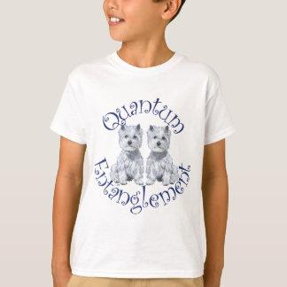Westies Quantum Entanglement T-Shirt