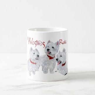 Westies Rule! Mug