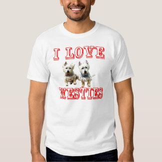 Westies Shirt. Shirt