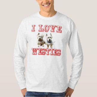 Westies Shirt. T Shirt