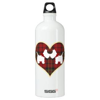 Westies Water Bottle