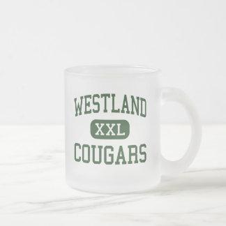 Westland - Cougars - High School - Galloway Ohio Coffee Mug