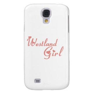 Westland Girl tee shirts Samsung Galaxy S4 Cover