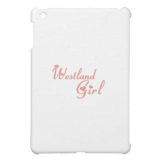 Westland Girl tee shirts Cover For The iPad Mini