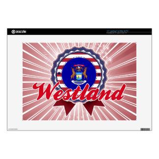 Westland MI Laptop Decals