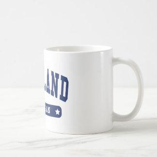 Westland Michigan College Style tee shirts Mug