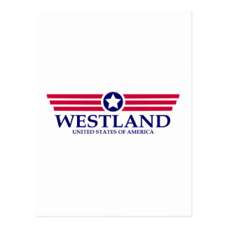 Westland Pride Postcard