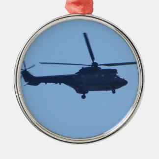 Westland Puma Metal Ornament