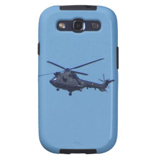 Westland Puma Military Helicopter Galaxy S3 Covers