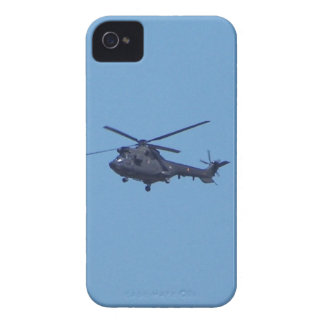 Westland Puma Military Helicopter iPhone 4 Case