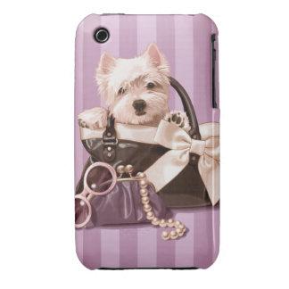 Westland Terrier Case-Mate iPhone 3 Cases