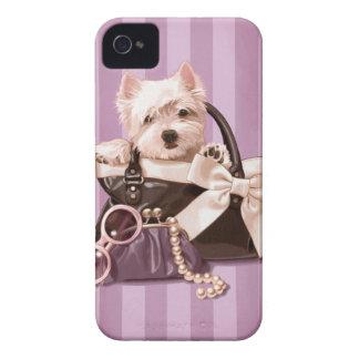 Westland Terrier iPhone 4 Case-Mate Funda