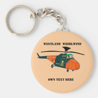 Westland  Whirlwind, Keychain