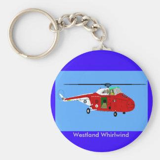Westland Whirlwind Keychain
