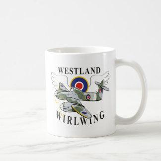 westland wirlwing coffee mug