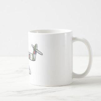 westland wirlwing classic white coffee mug