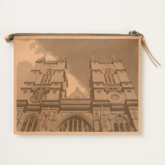 Westminister Abbey Travel Pouch