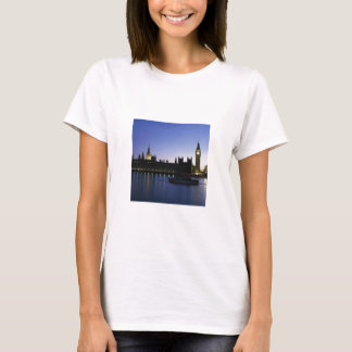 Westminister Palace at Night T-Shirt