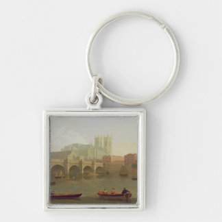 Westminster Abbey and Westminster Bridge Seen from Keychain
