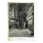 Westminster Abbey, Confessor's Chapel 1904 Postcard