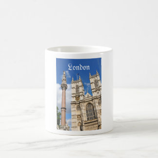 Westminster Abbey in London, UK Coffee Mug