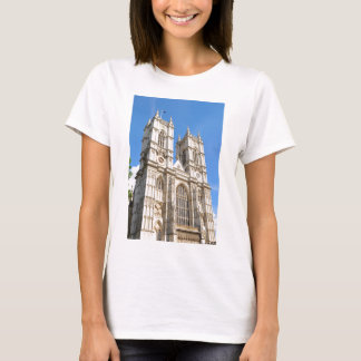 Westminster Abbey in London, UK T-Shirt