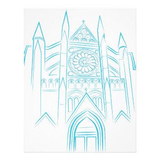 Westminster Abbey Landmark Letterhead