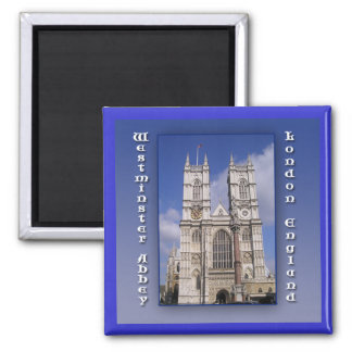 Westminster Abbey London England Magnet