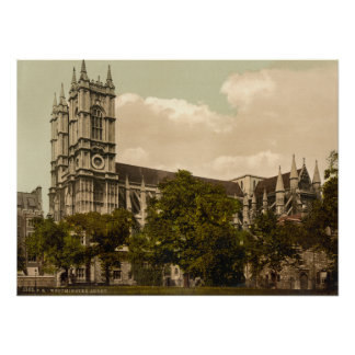Westminster Abbey, London, England Posters