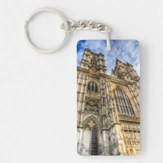 Westminster Abbey London Keychains