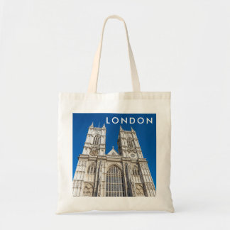 Westminster Abbey, London tote bag