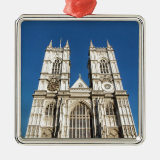 Westminster Abbey Metal Ornament