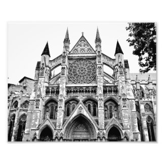Westminster Abbey Photo Print