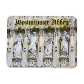 Westminster Abbey Rectangular Photo Magnet