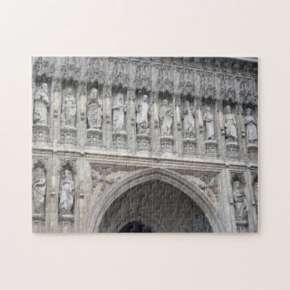 Westminster Abbey Statues - Puzzle